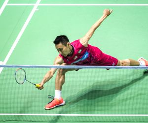 CHINA WUHAN BADMINTON ASIA CHAMPIONSHIPS DAY 3