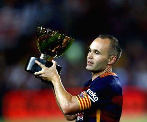 FC Barcelona vs AS Roma - Joan Gamper trophy