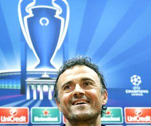 FC Barcelona press conference