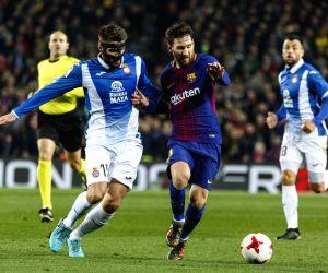 SPAIN BARCELONA FOOTBALL SPANISH KING'S CUP