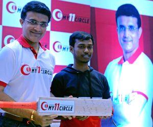 Saurav Ganguly at a programme
