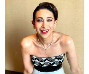 Karisma Kapoor's sheer bl