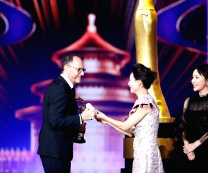 CHINA-BEIJING-INT'L FILM FESTIVAL-TIANTAN AWARD
