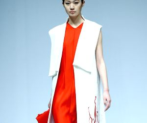 2014 China Graduate Fashion Week in Beijing