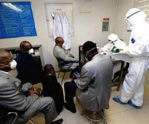 Ebola-infected Nigeria