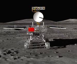 CHINA-CHANG'E 4 LUNAR PROBE-UNVEILING