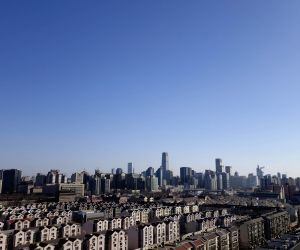 (270214) Blue sky and sunshine reappeared in Beijing