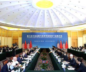 Sixth round of the China-U.S. Strategic and Economic Dialogue