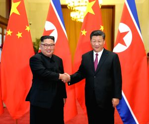 Kim Jong-un wraps up visit to Beijing