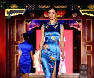 CHINA BEIJING FASHION SHOW