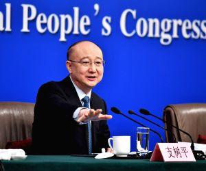 CHINA-BEIJING-NPC-PRESS CONFERENCE-QUALITY