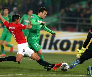 CHINA-BEIJING-AFC CHAMPIONS LEAGUE