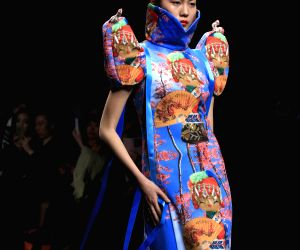 CHINA-BEIJING-FASHION DESIGNER CONTEST