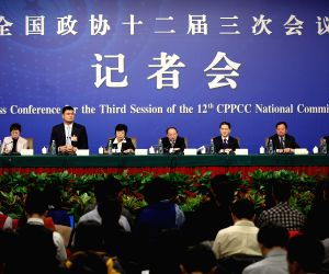CHINA BEIJING CPPCC CONSULTATIVE DEMOCRACY PRESS CONFERENCE