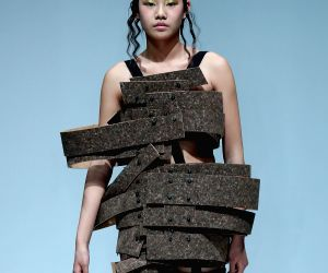 CHINA-BEIJING-COLLEGE STUDENTS' FASHION WEEK