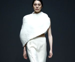 CHINA-BEIJING-CHINA GRADUATE FASHION SHOW