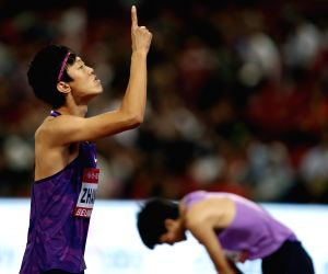 CHINA BEIJING ATHLETICS IAAF WORLD CHALLENGE
