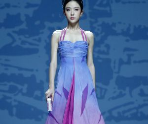 CHINA BEIJING FASHION WEEK DENG ZHAOPING