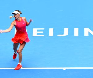 CHINA-BEIJING-TENNIS-WTA-CHINA OPEN