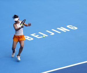 CHINA BEIJING TENNIS CHINA OPEN WOMEN'S SINGLES