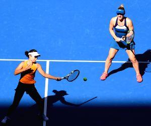 CHINA BEIJING TENNIS CHINA OPEN WOMEN'S DOUBLES