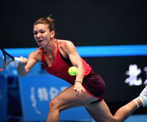 CHINA-BEIJING-TENNIS-CHINA OPEN-DAY 1