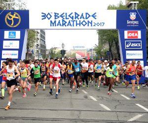SERBIA BELGRADE MARATHON