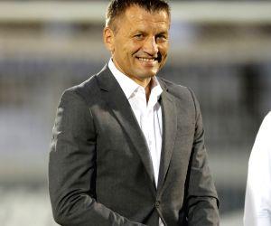 SERBIA BELGRADE UEFA FOOTBALL PARTIZAN VS RUDAR