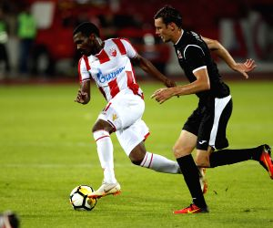 SERBIA-BELGRADE-FOOTBALL-UEFA CHAMPIONS LEAGUE-QUALIFYING-CRVENA ZVEZDA VS SUDUVA