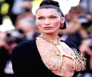 Bella Hadid's Cannes 2021 appearance makes headline