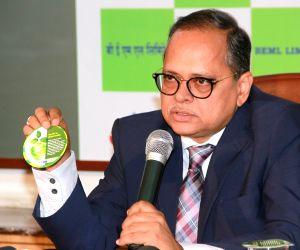 BEML press conference