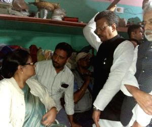 Malda (West Bengal): Bengal ministers meet family of man hacked in Rajasthan