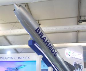 Aero India-2015 Air Show - exhibition