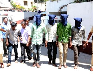 Bengaluru police arrest a gang of contract killers