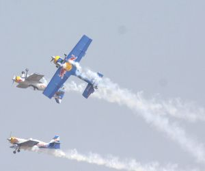 Aero India-2015 Air Show - major accident averted