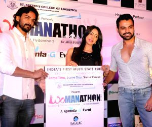 'Womanathon 2015'
