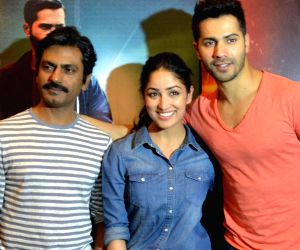Promotional event - 'Badlapur'