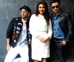 'Kill Dil' press conference