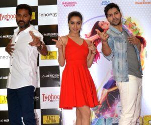 Promotion of film 'ABCD 2' - Shraddha Kapoor, Varun Dhawan
