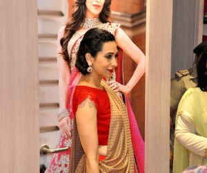 Karisma Kapoor at the launch of a store