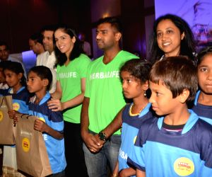 Saina Nehwal during a press conference