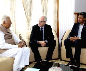 Canadian envoy calls on Karnataka Governor