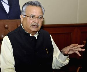 Anupam's interest for Chhattisgarh is heart warming: Chhattisgarh CM