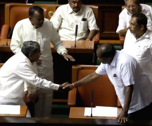 JD-S, Congress discuss Karnataka cabinet expansion