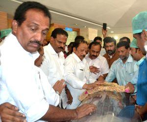 Kerala assembly speaker G. Karthikeyan dead