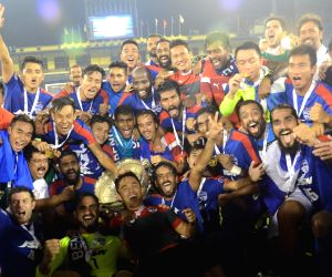 Bengaluru FC beat Mohun Bagan 2-0 to lift Federation Cup