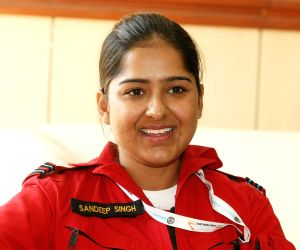 Aero India-2015 Air Show - women pilots