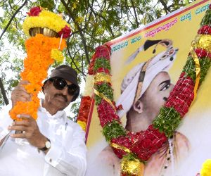 Tippu Sultan's 264 birth anniversary