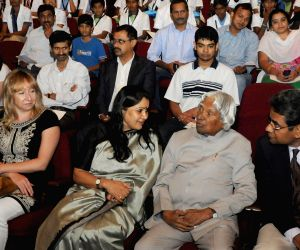 Kalam at the inauguration of 'Parikrama Festival of Science'