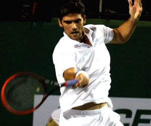 CTL Hyderabad vs Bangalore - Mark Philippoussis